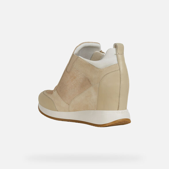 WOMAN SNEAKERS GEOX NYDAME WOMAN - 4