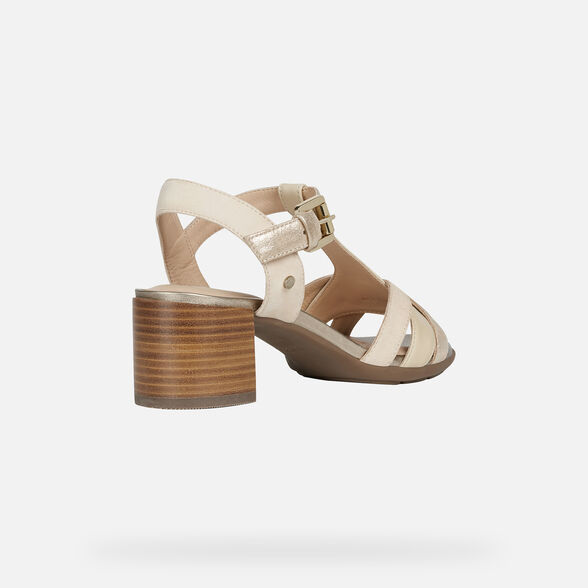 WOMAN SANDALS GEOX MARYKARMEN WOMAN - 5