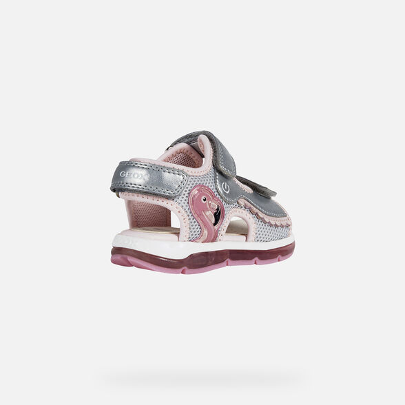 LIGHT-UP SHOES BABY GEOX TODO BABY GIRL - 5