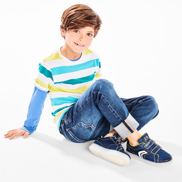 LOW TOP BOY JR KOMMODOR BOY - 9
