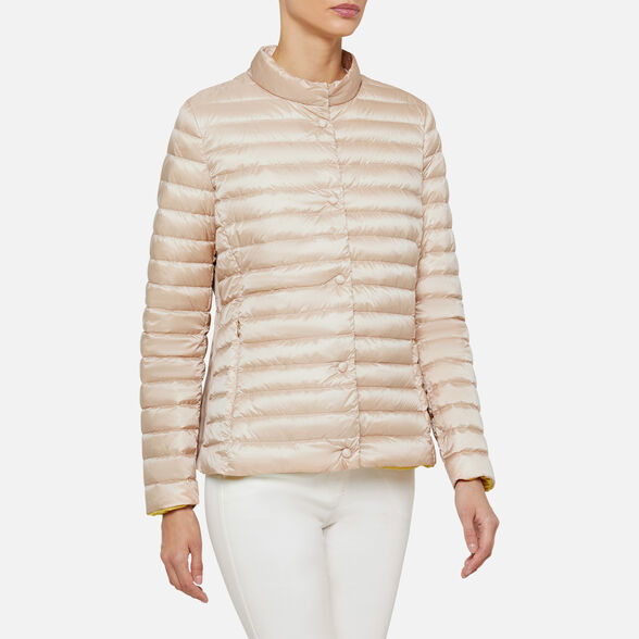JACKETS WOMAN GEOX MYLUSE WOMAN - 4