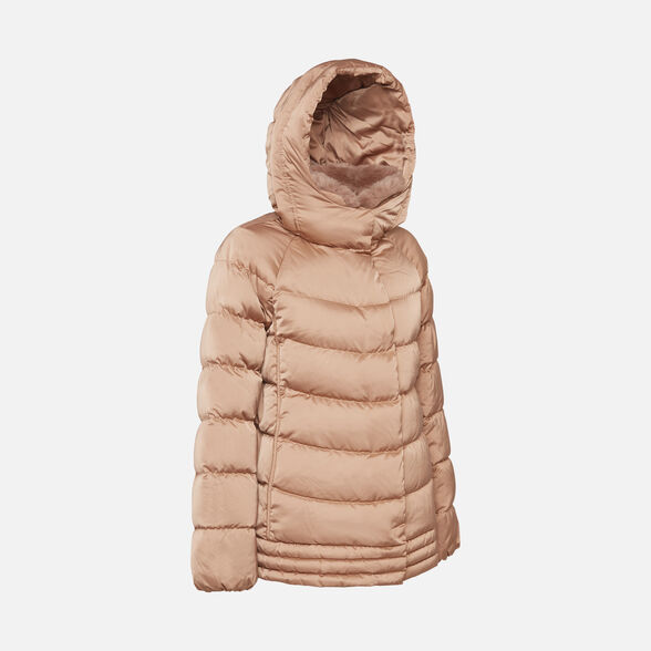 WOMAN DOWN JACKETS GEOX CHLOO WOMAN - 3
