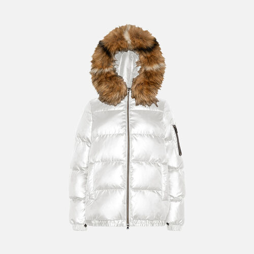 BOMBER JACKETS WOMAN GEOX BACKSIE WOMAN - null