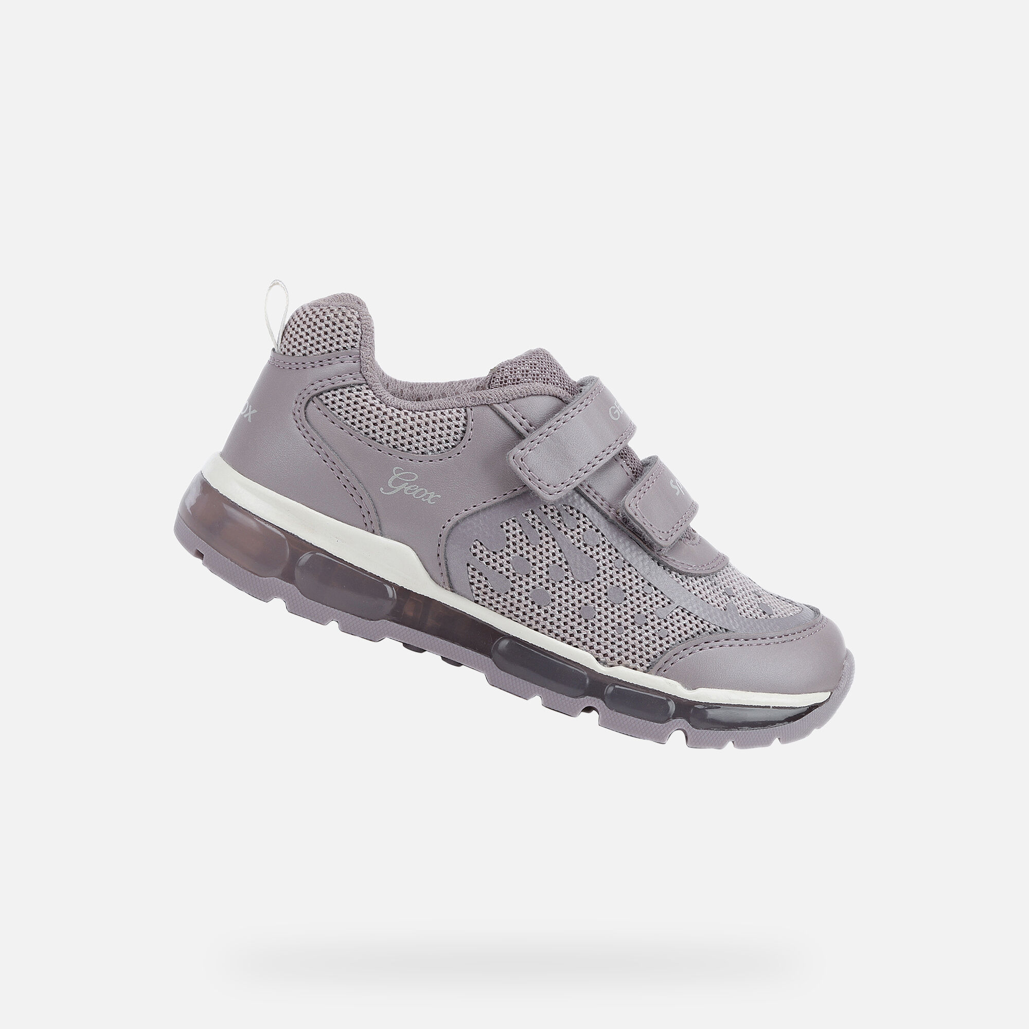 Geox ANDROID GIRL Junior Girl: Mauve