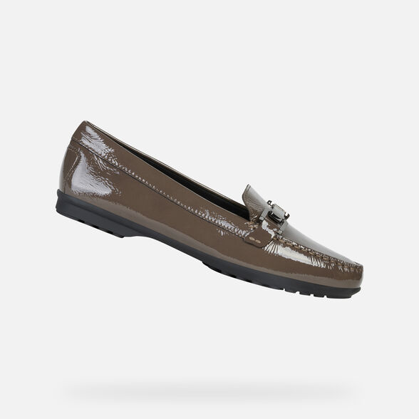 LOAFERS WOMAN GEOX ELIDIA WOMAN - 1