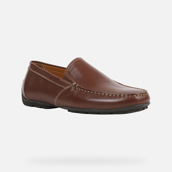 MAN LOAFERS GEOX MONER MAN - 3