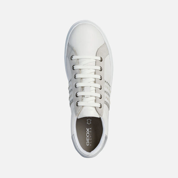 DONNA SNEAKERS GEOX PONTOISE DONNA - 6