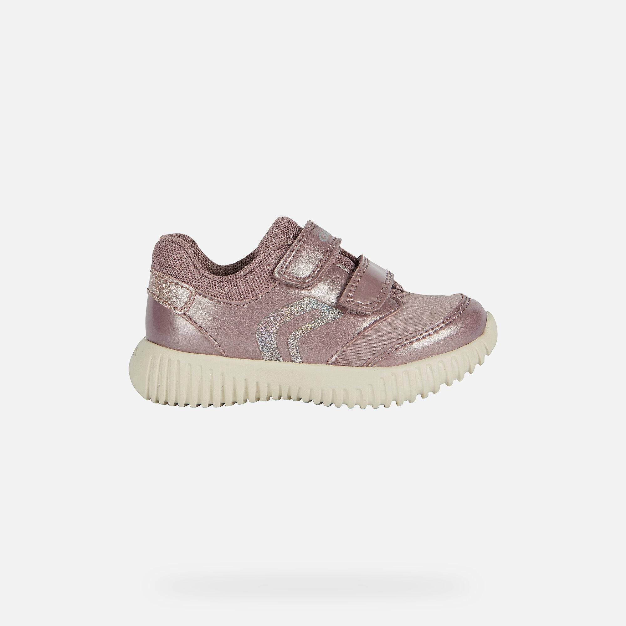 Geox WAVINESS GIRL Baby Girl: Pink