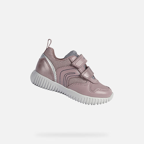 SNEAKERS BABY GEOX WAVINESS BABY GIRL - null