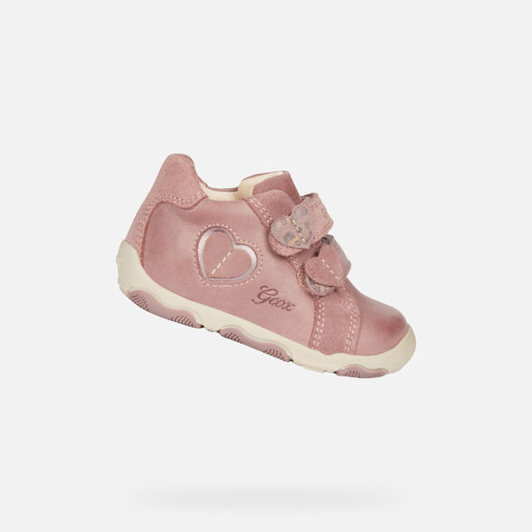FIRST STEPS BABY GEOX NEW BALÙ BABY GIRL - 1