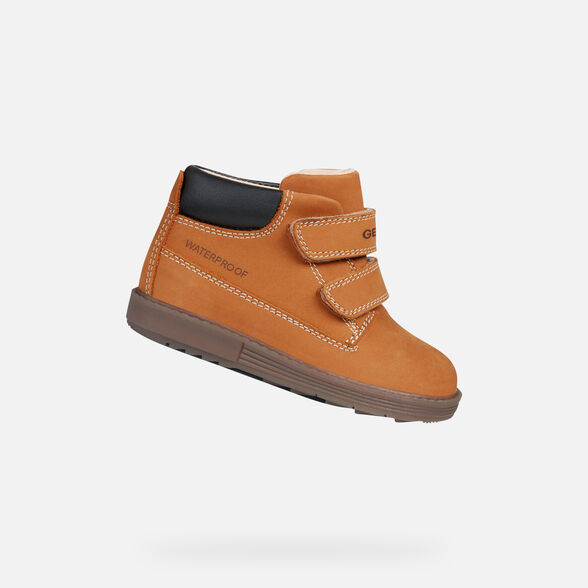 ANKLE BOOTS BABY GEOX HYNDE BABY BOY - 1