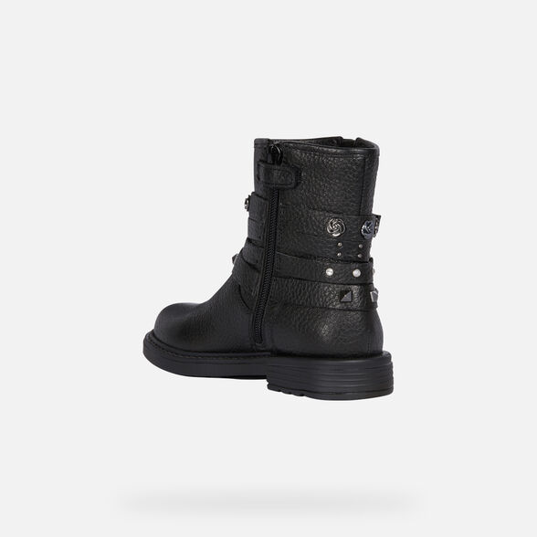 MID-CALF BOOTS GIRL GEOX ECLAIR GIRL - 4