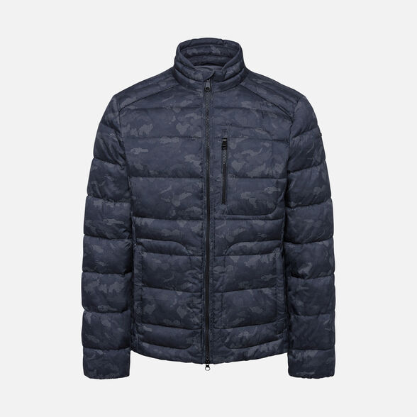 MAN DOWN JACKETS GEOX SANDFORD MAN - 1