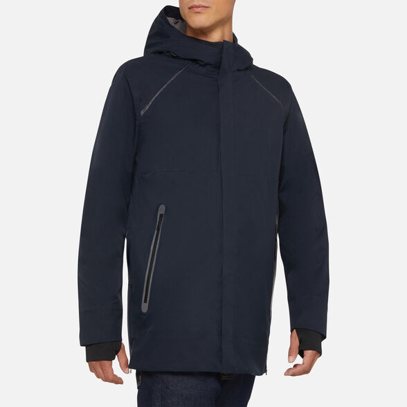 VESTES HOMME GEOX XLED HOMME - 3