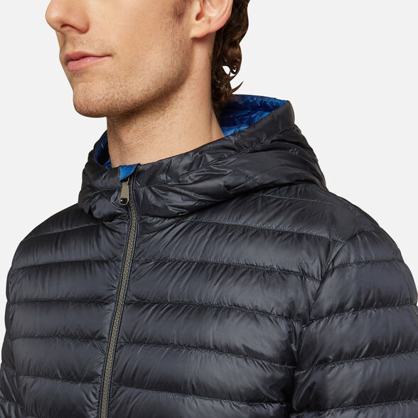 MAN ANORAKS GEOX WARRENS MAN - 9
