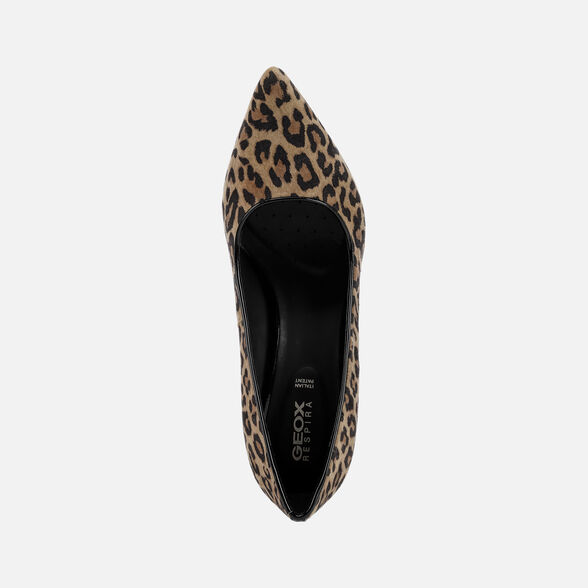 PUMPS WOMAN GEOX FAVIOLA WOMAN - 6