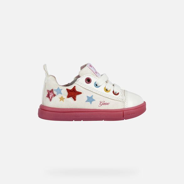 BABY SNEAKERS GEOX TROTTOLA BABY GIRL - 2