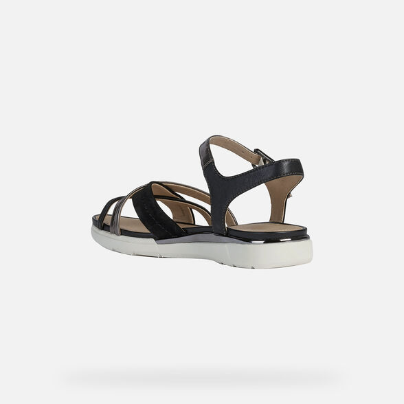 SANDALS WOMAN GEOX HIVER WOMAN - 4