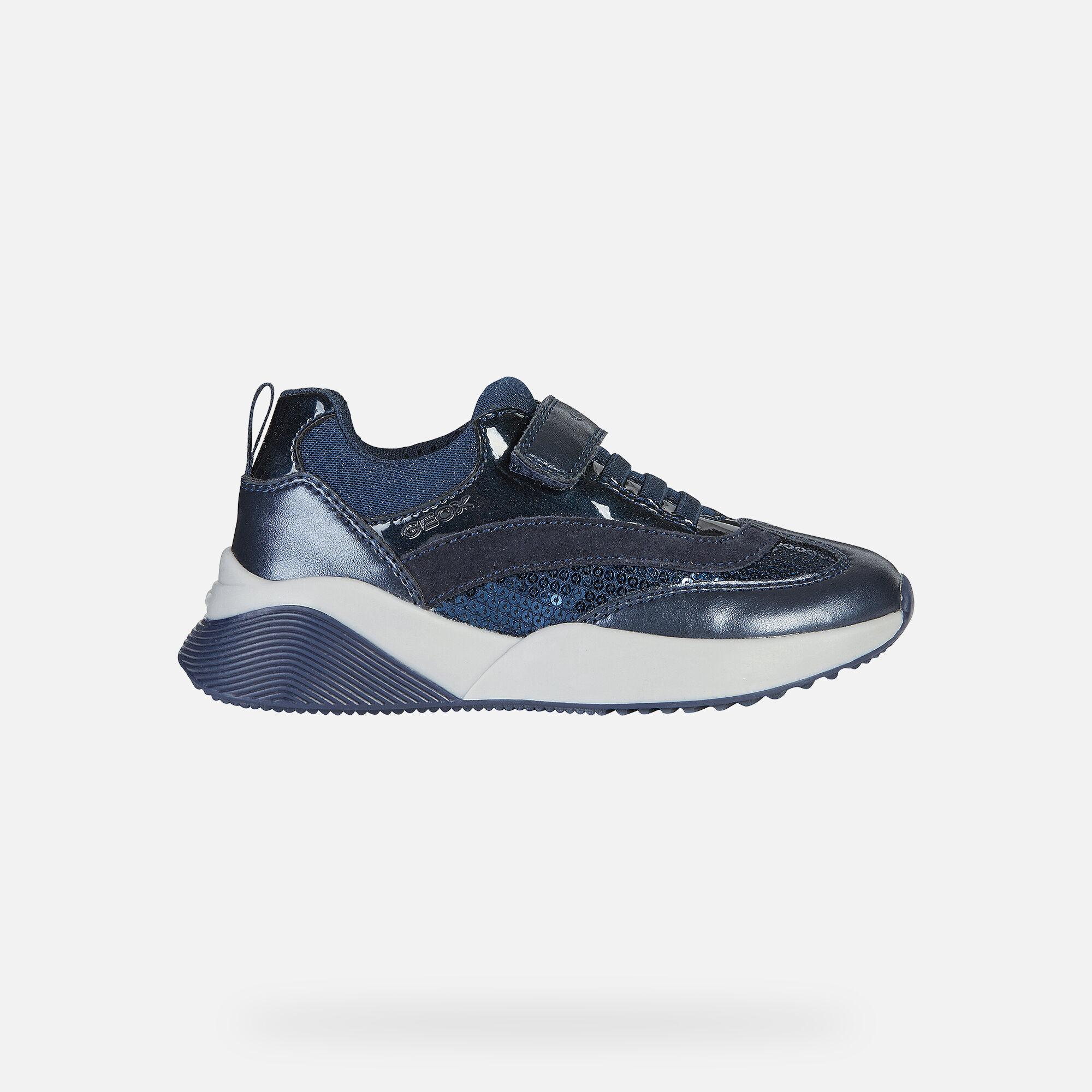 Geox SINEAD GIRL Junior Girl: Navy blue