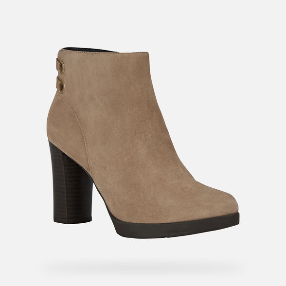 WOMAN ANKLE BOOTS GEOX ANYLLA WOMAN - 3