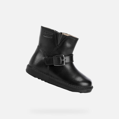 MID-CALF BOOTS BABY GEOX HYNDE BABY GIRL - null