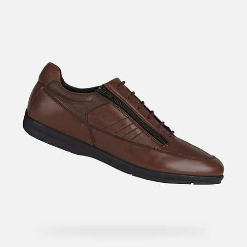 CASUAL SHOES MAN GEOX ADRIEN MAN - null