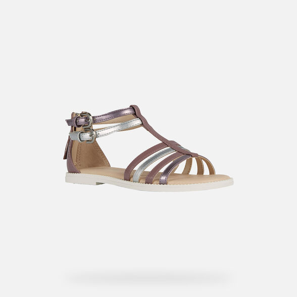 GIRL SANDALS GEOX KARLY GIRL - 3