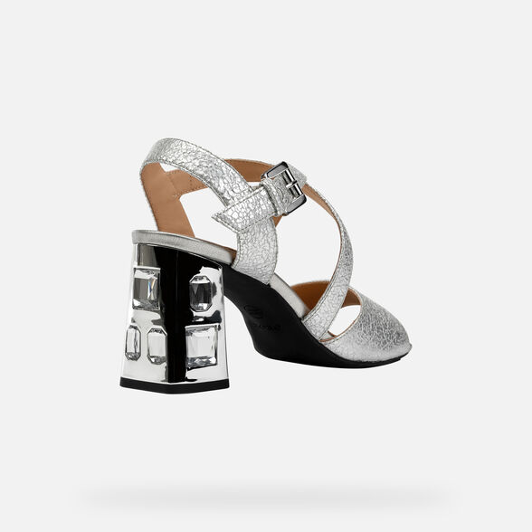 HEELED WOMAN SEYLA PLUS - 5