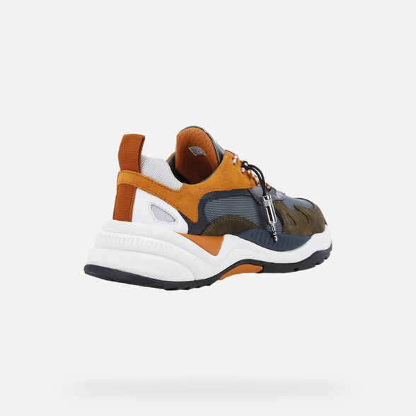 SNEAKERS UOMO GEOX T02 PHONICA - 5