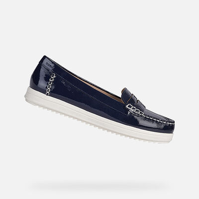 LOAFERS WOMAN GEOX GENOVA WOMAN