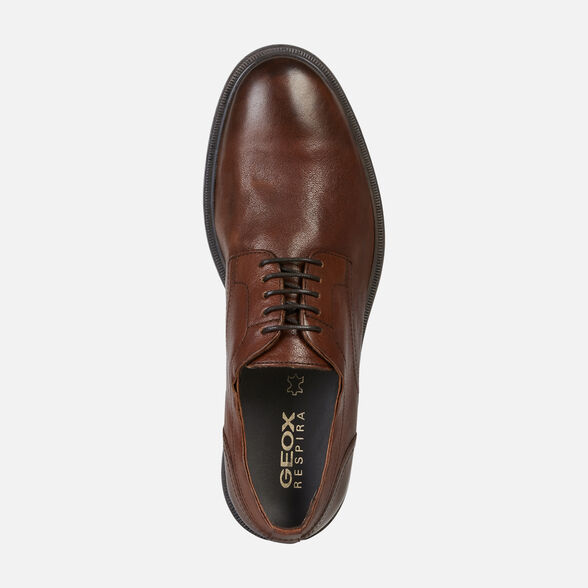 CASUAL SHOES MAN GEOX TERENCE MAN - 6