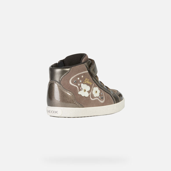 SNEAKERS BABY GEOX KILWI BABY MÄDCHEN - 5