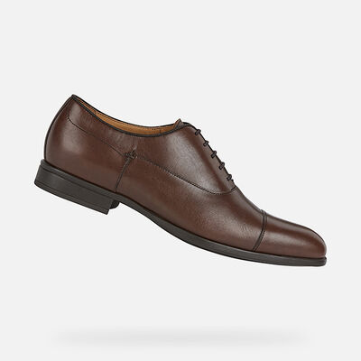 FORMAL SHOES MAN GEOX IACOPO MAN