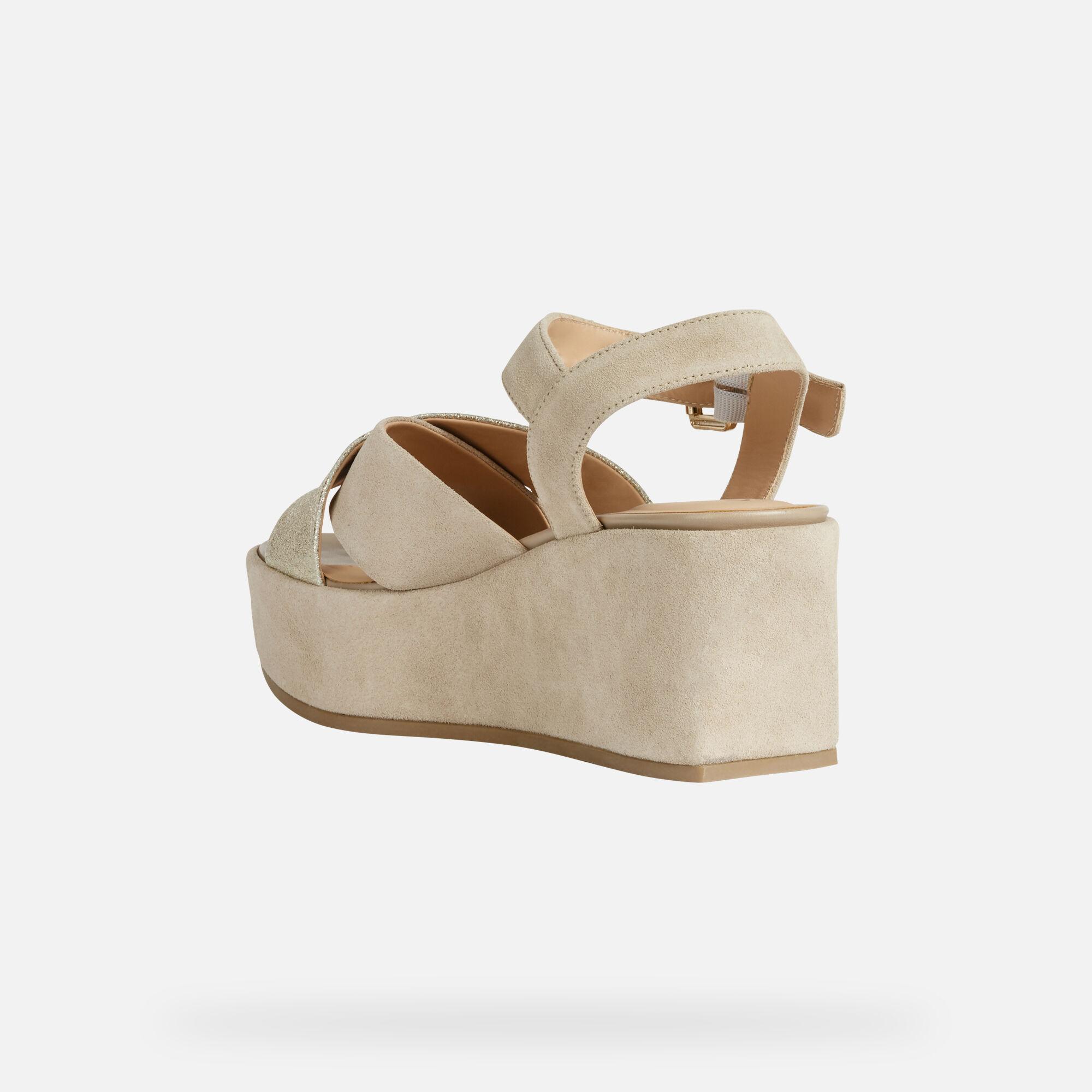Zerfie FemmeGeox Zerfie Chaussures Compensées De Compensées De FemmeGeox Chaussures Nn8OP0wvmy