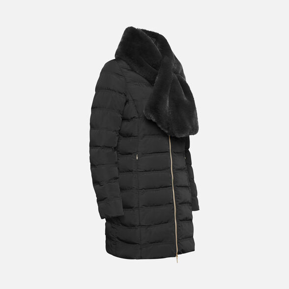 DOWN JACKETS WOMAN GEOX ELISKA WOMAN - 2
