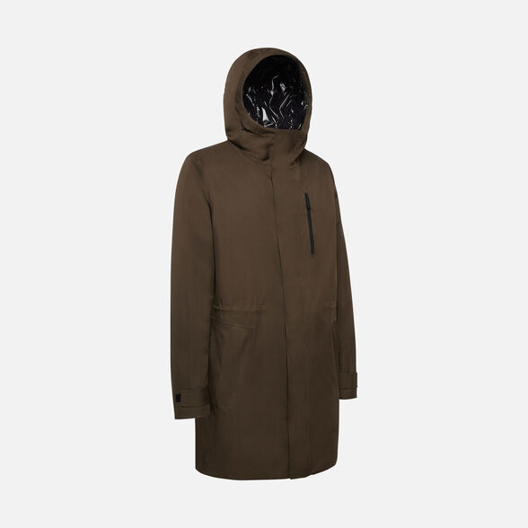 MAN ANORAKS GEOX CLINTFORD MAN - 3