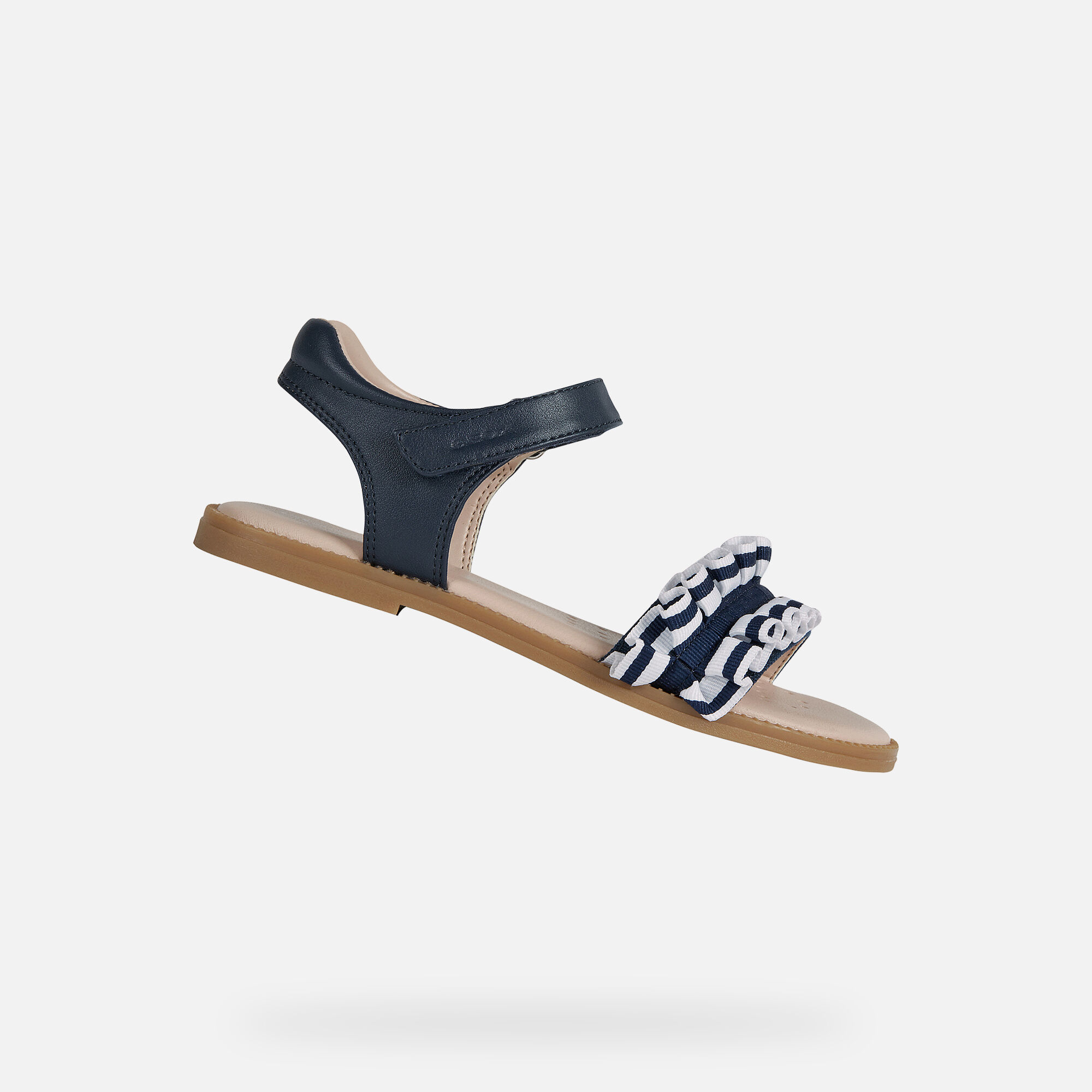 Geox KARLY Girl: Navy Sandals | Geox SS20