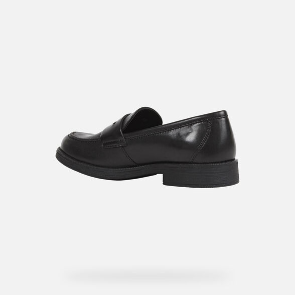 GIRL UNIFORM SHOES GEOX AGATA GIRL - 4