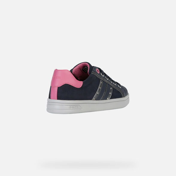LOW TOP BOY GEOX DJROCK GIRL - 5