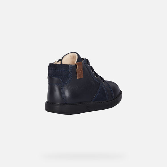 ANKLE BOOTS BABY GEOX HYNDE BABY BOY - 5