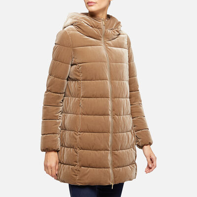 DOWN JACKETS WOMAN GEOX FELYXA WOMAN