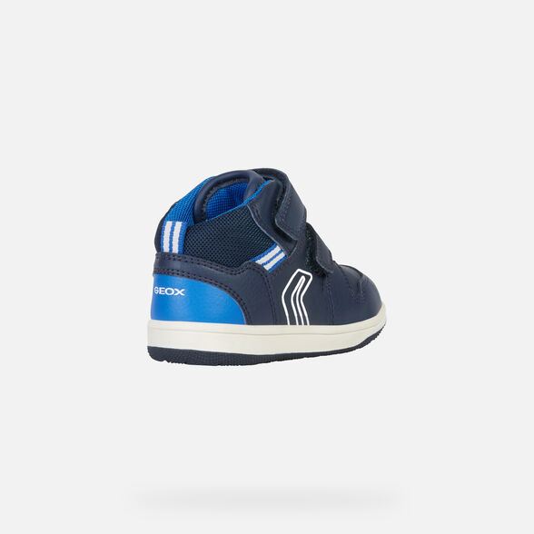 SNEAKERS BABY GEOX NEW FLICK BABY BOY - 5