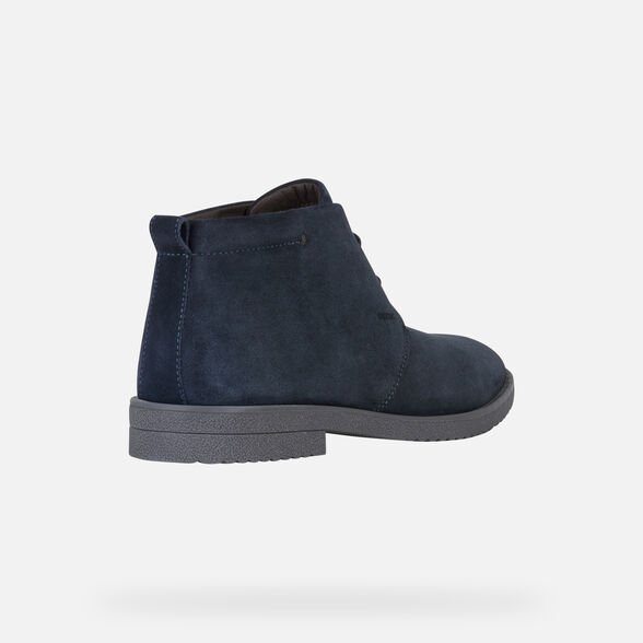 CASUAL SHOES MAN GEOX BRANDLED MAN - 5