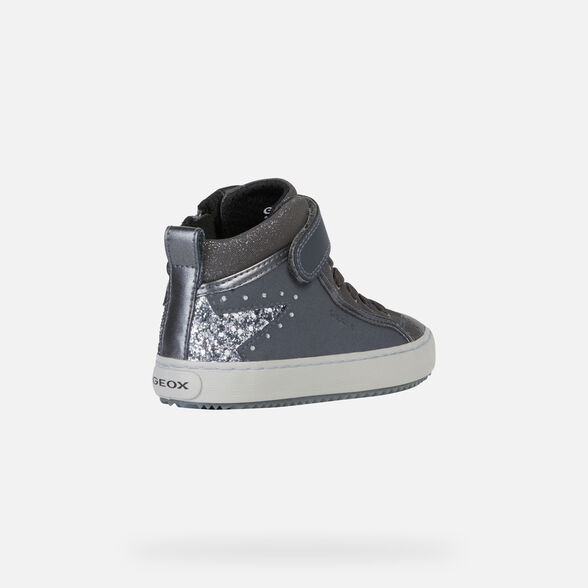 HIGH TOP GIRL GEOX KALISPERA GIRL - 5