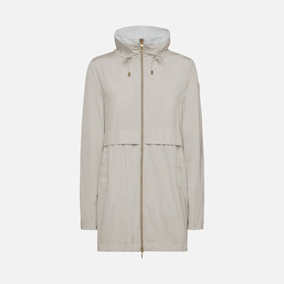 ANORAKS WOMAN GEOX GENZIANA WOMAN
