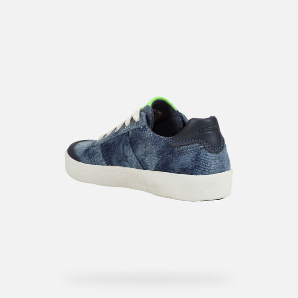 LOW TOP BOY JR KILWI BOY - 4