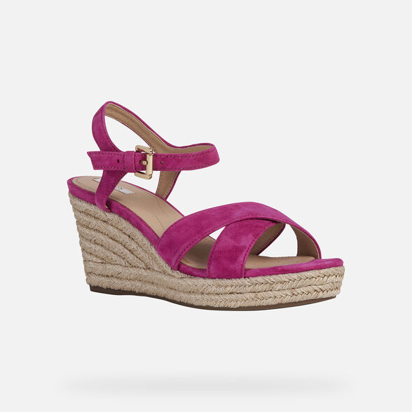 SANDALS WOMAN GEOX SOLEIL WOMAN - 3