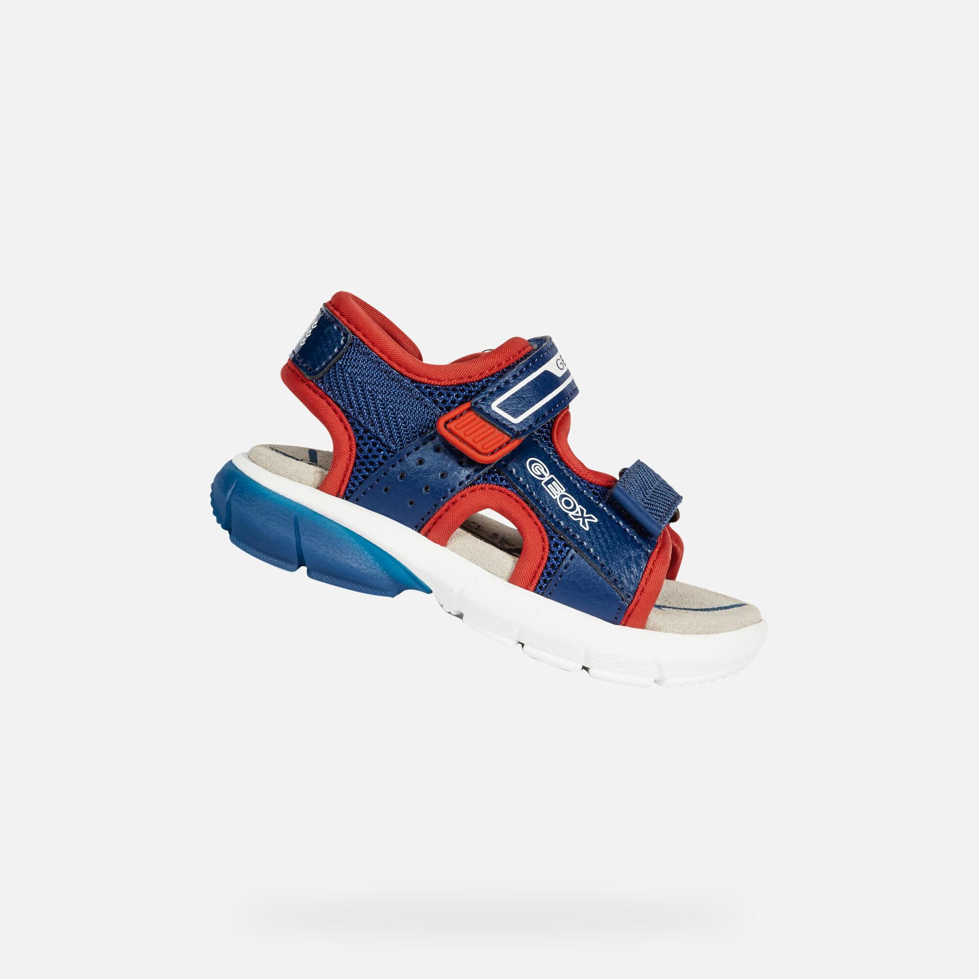 Chaussures Flexyper GarçonGeox Led De Baby sQtCdBhrx