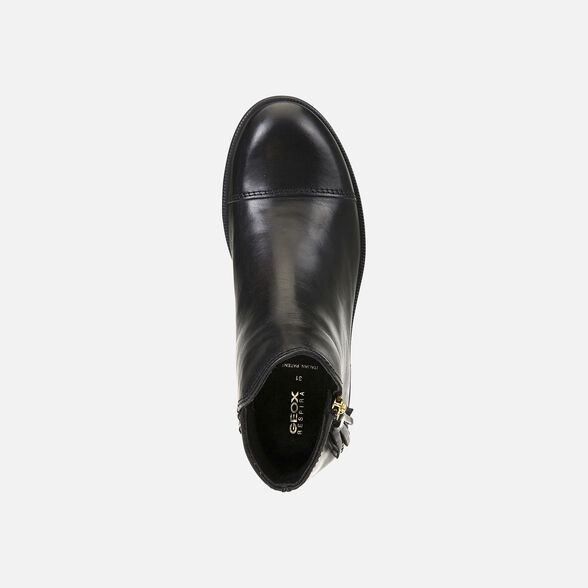 GIRL ANKLE BOOTS GEOX AGATA GIRL - 6