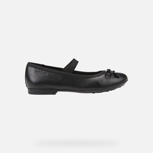 UNIFORM SHOES GIRL GEOX PLIÉ GIRL - 3
